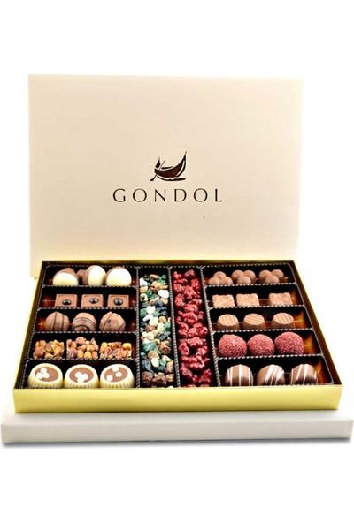Gondol Spesiyal Bayram Çikolatası (Büyük Boy)