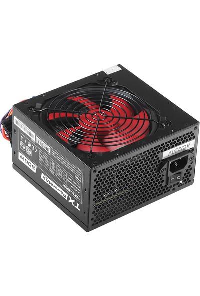 TX PowerMAX 300W 3xSATA 2xIDE 4pin CPU Bilgisayar Güç Kaynağı (TXPSU300S1)