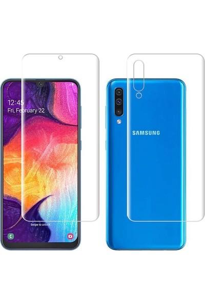 Gpack Samsung Galaxy A50 Full Body Ön Arka Ekran Koruyucu