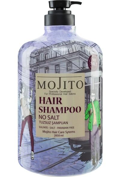 Mojito Hair Shampoo No Salt-Tuzsuz ŞAMPUAN-1000ML