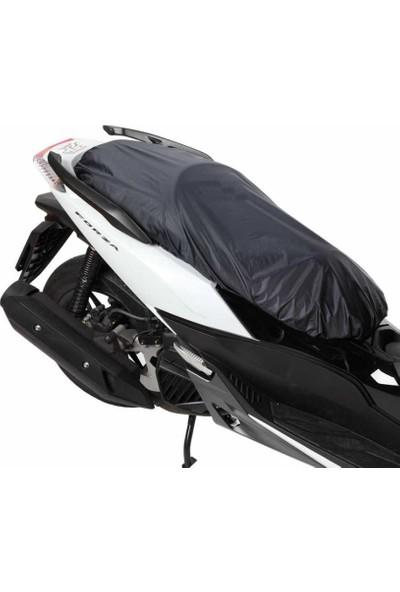 Autoen Vespa Gt 250 Motosiklet Sele Kılıfı Sele Brandası Siyah