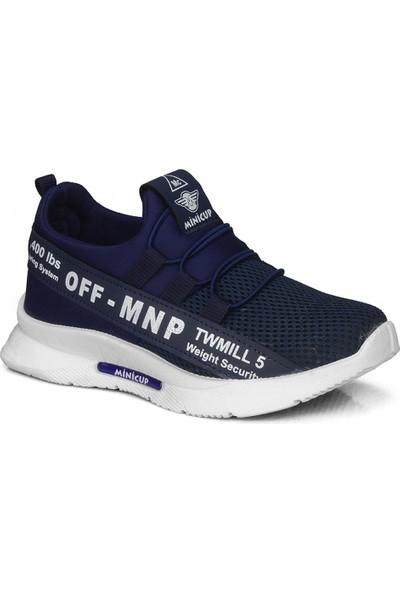 Mini Cup Lacivert Erkek Çocuk Ayakkabı Sneaker