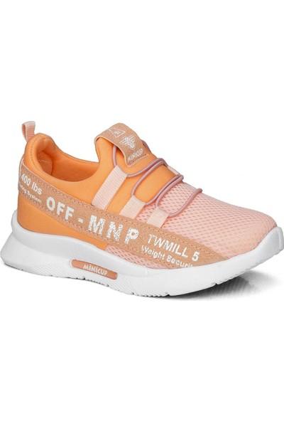 Mini Cup Pudra Erkek Kız Ayakkabı Sneaker
