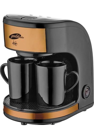 Goldmaster Altıntelve Gm 7332 Zinde Filtre Kahve Makinesi