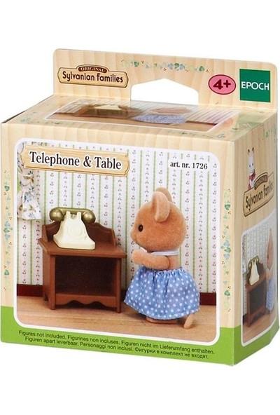 Sylvanian Telephone Table ESE5159