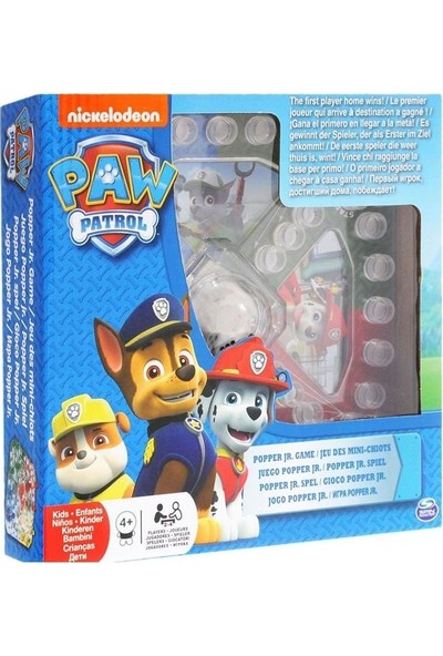 Paw Patrol Kızma Birader Kutu Oyunu