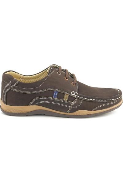 Best Analin Nubuk Deri Günlük Erkek Ayakkabı