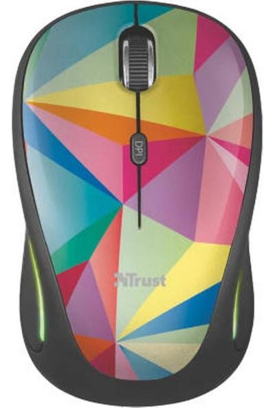 Trust 22337 Yvi FX Ledli Kablosuz Mouse Geometric