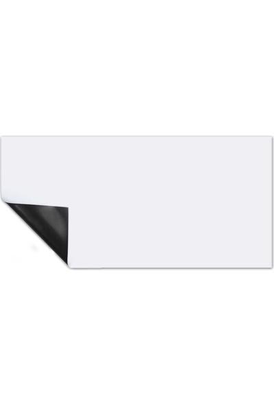 Direktal Mıknatıslı Duvar Pano-Pvc Yazı Tahtası-Yapışkanlı 33X69 Cm