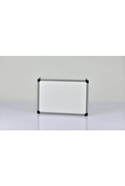 Hdg Beyaz Yazı Tahtası Alüminyum Çerçeve 23X32 Cm Duvar Askı Aparatlı
