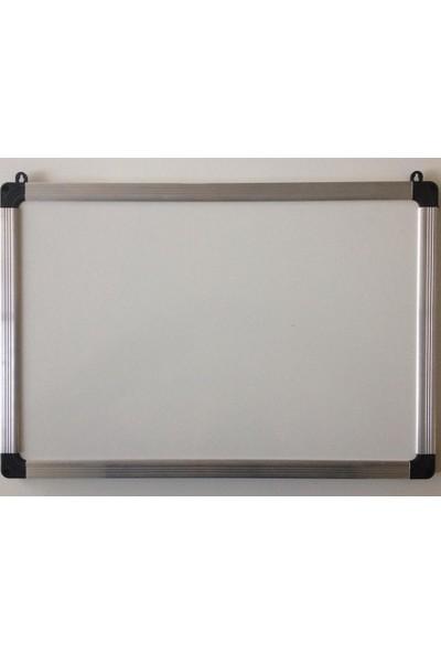 Hdg Beyaz Yazı Tahtası Pvc Çerçeve 32X47 Cm Duvar Askı Aparatlı