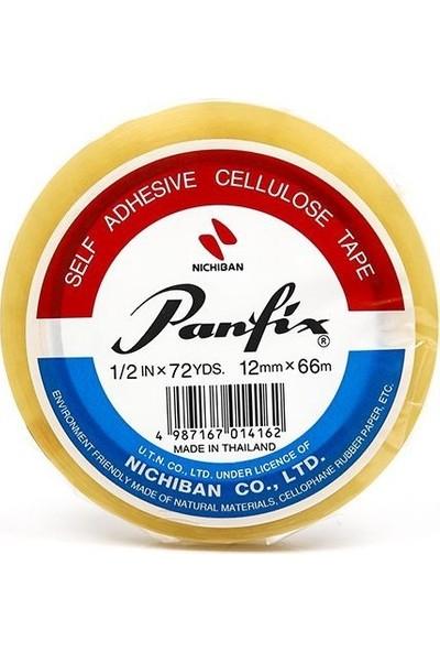 Panfix Selefon Bant 12 Mm X 66 Mt 24 Lü Paket