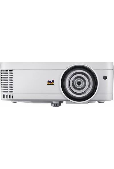ViewSonic PS501W 3500 ANSI lümen 1280x800 WXGA 3D DLP Kısa Mesafe Projeksiyon Cihazı