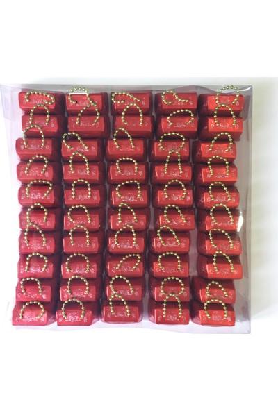 Ayd Kına Gecesi Malzemeleri Çanta Model Hediyelik Kına 50 Adet