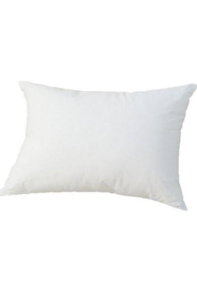 Eve 50 x 70 cm %100 Boncuk Silikon Yastık - Polycotton - 800 gr