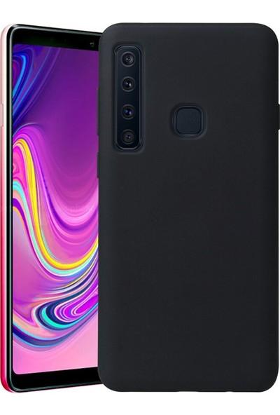 Samsung Galaxy A9 2018 Premium Silikon Kılıf