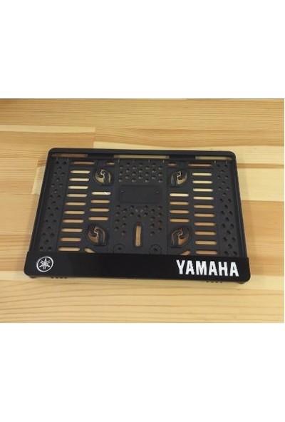 Dizayn Hediye Yamaha Motosiklet Takmatik Plakalık