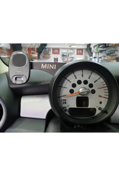 Dizayn Hediye Mini Cooper İçin Özel Telefon Tutucu (R55,R56 Model)