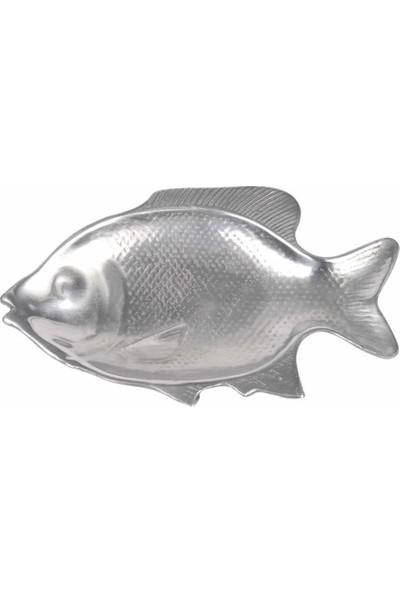 Buka Sofa Home Büyük Balık Dekoratif Tabak