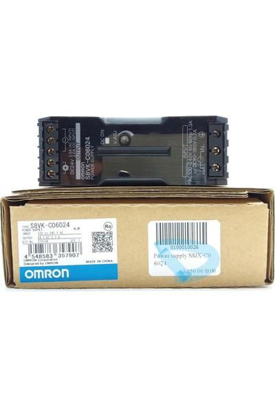 Omron 24V 2,5A Güç Kaynağı