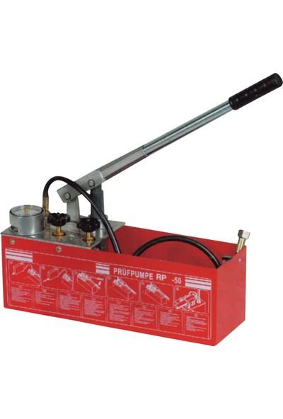 Süper Expert Sxlt RP50 Su Tesisat Test Pompası 50 Bar