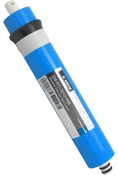 Milsuart Su Arıtma Cihazları İçin 75 Gpd Membran Filtresi Nsf Onaylı Membran