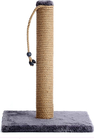 Petsi Kedi Tırmalama Ahşap Direk 35 x 35 x 50 cm