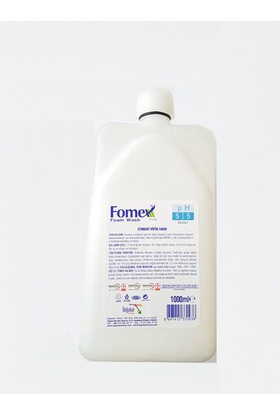 Fomex Standart Köpük Sabun 15'li