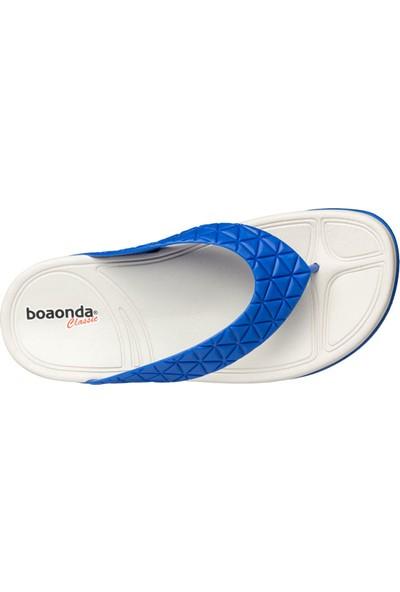Boaonda Mavi Kadın Terlik