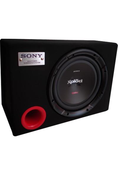 Sony XS-NW1200 1.800W 30 cm Kabinli Subwoofer