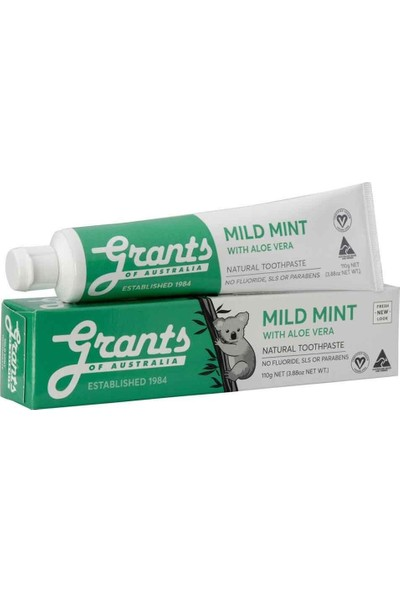 Grants Mild With Aloe Vera 110 gr