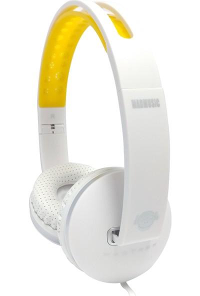 Madtrex Madmusic Kulaküstü Kulaklık MD1306