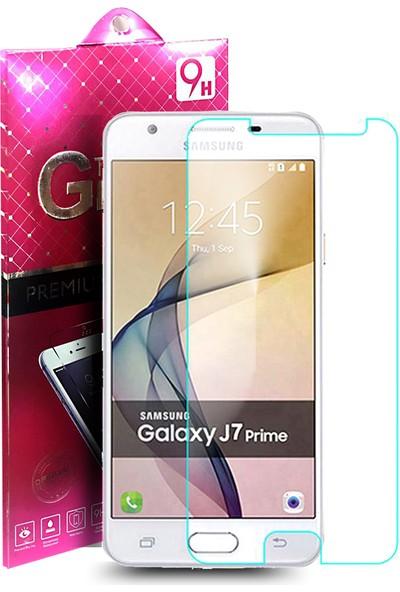 Aktif Aksesuar Samsung Galaxy J7 Prime Cam Ekran Koruyucu