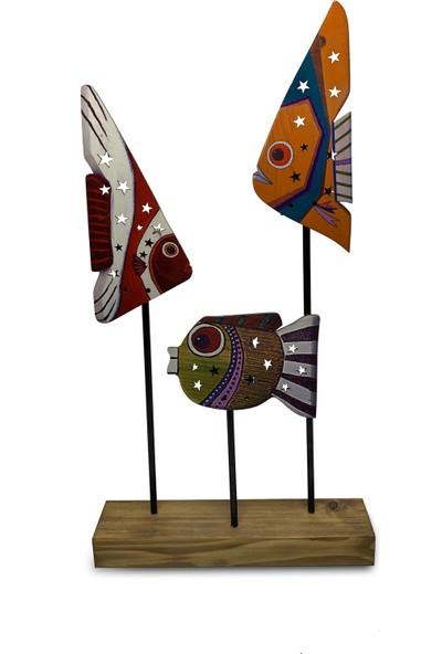 Halk Kitabevi Dekoratif Balıklar