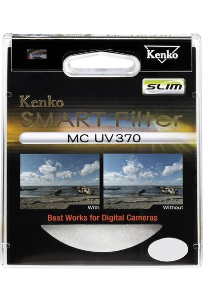 Kenko Slim 82Mm Smart Uv Filtre