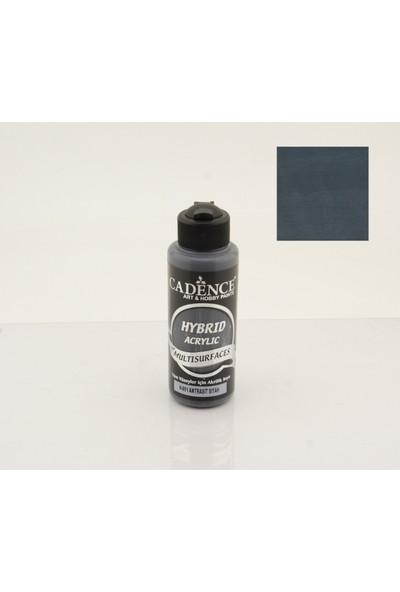 Cadence Hybrid Akrilik Multisurface Boya 120 Ml Antrasit Siyah