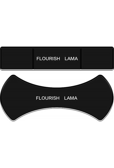 Cmt Flourish Lama Oto Araç İçi Telefon Tablet Eşya Tutucu Nano Jel Ped 2'li