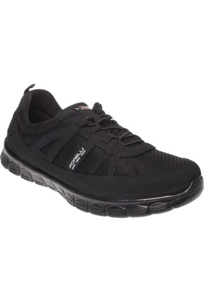 Forelli 61033 Memory Max Power Siyah Kadın Spor Ayakkabı