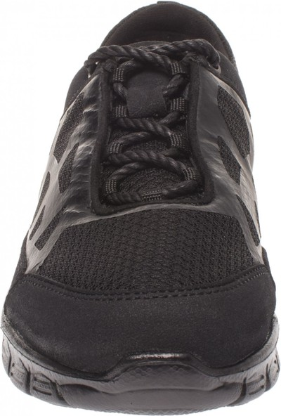 Forelli 61039 Siyah Kadın Spor Ayakkabı