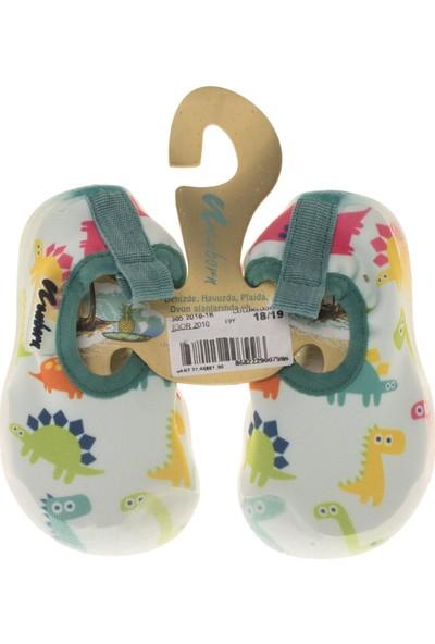 Newborn İgor Deniz Beyaz Çocuk Ayakkabı