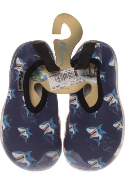 Igor 2010-1K Newborn Deniz Lacivert Çocuk Deniz Ayakkabısı