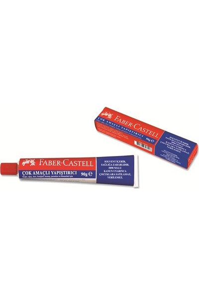 Faber-Castell Sıvı Yapıştırıcı 90gr