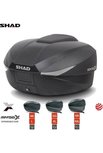 Shad Sh-58X Arka Çanta Carbon Siyah (L-Xl-Xxl)
