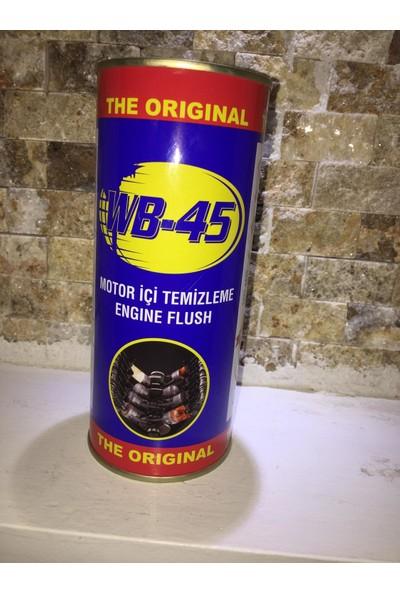 Wb-45 Motor İçi Temizleme