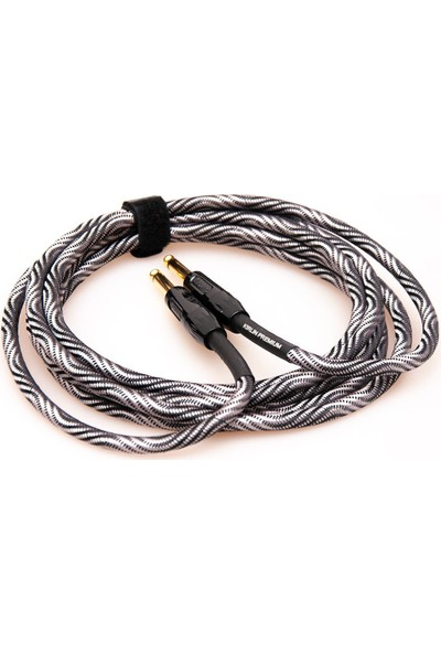 Kirlin Iwb201Bfg3Mwbw Wave 1/4 -1/4 Enstrüman Kablosu
