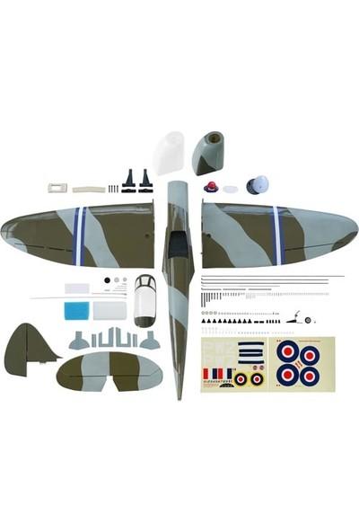 World Models Spitfire Ep Arf Uçak (Outrunner Brushless Motor Dahil)