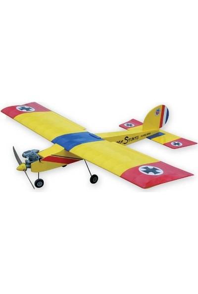 World Models Super Stunts 40 Arf Uçak Kiti