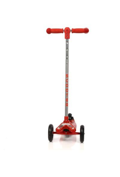 Lava Baby Yükseklik Ayarlı Scooter- Kırmızı