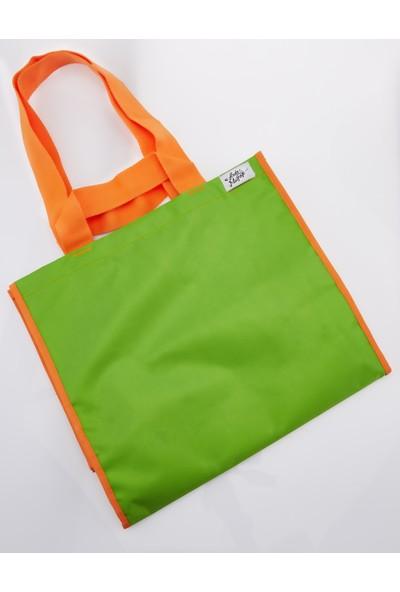 Arda'nın Mutfağı Basic Alışveriş Çantası Yeşil