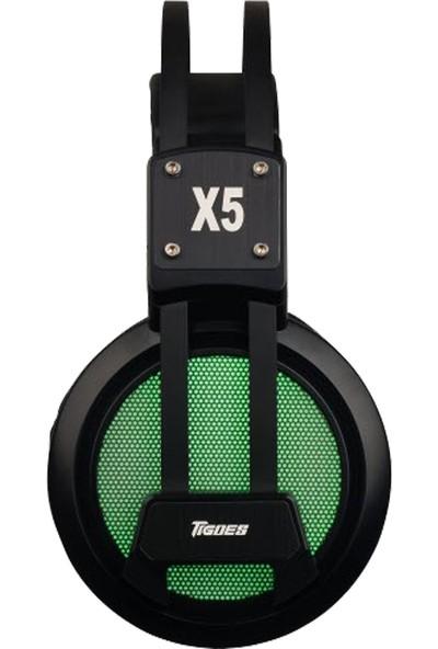Tigoes X5 Oyuncu Mikrofonlu Kulaklık